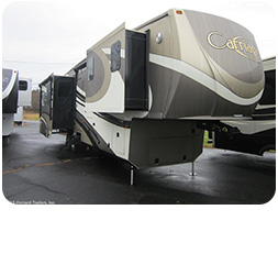 Carriage Trailers from Orchard Trailers
