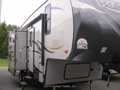 New Fifth Wheels from Orchard Trailers