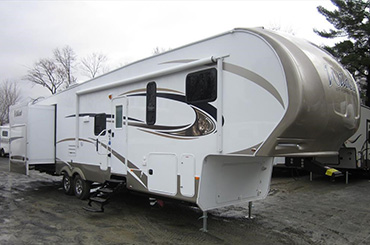 Forest River Wildcat from Orchard Trailers