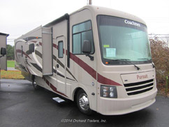 Pursuit Motor Homes from Orchard Trailers